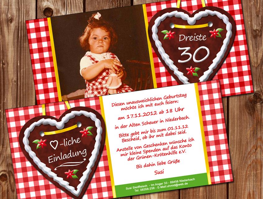 60 · 8108 Einladung Einladungskarte Geburtstag Geburtstagseinladung Runder  Geburtstag 20. 30. 40. 50.