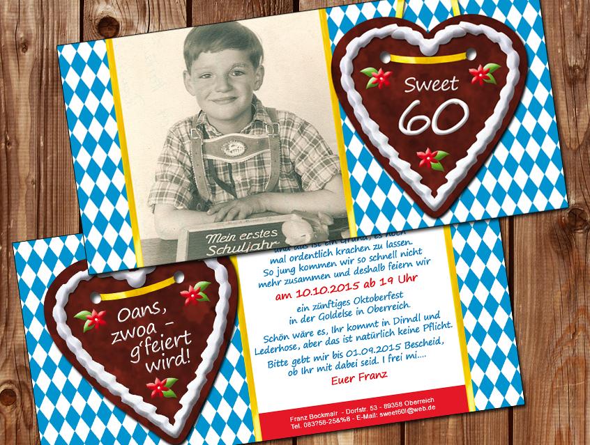 8108   Einladung Einladungskarte Geburtstag Geburtstagseinladung Runder  Geburtstag 20. 30. 40.